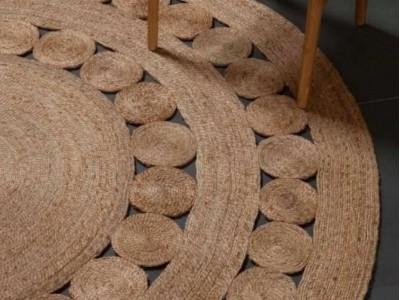 دوائر قش صناعة يدوية