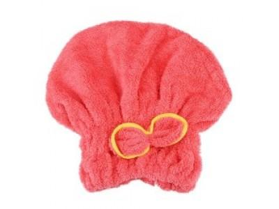 منشفة للرأس بعد الاستحمام
